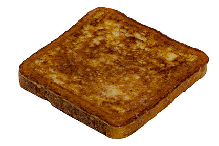 French Toast No Packaging