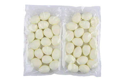 Hard Cooked Eggs 5 4lbs Pillow Pack
